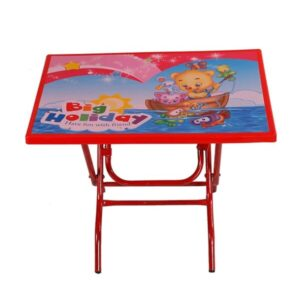 Baby Reading Table St Leg Big Holiday Red