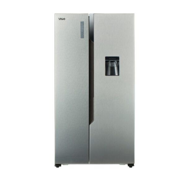 Side by side door Refrigerator SHR-566 Ltr