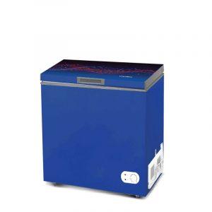 VISION-GD-Chest-Freezer-Re-250L-Magic-Line-blue